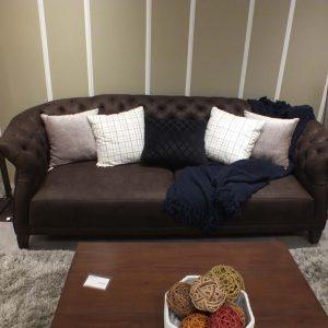 Channel Sofa
