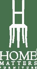 Home Matters Logo White